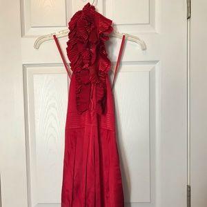 BCBG Max Azria halter dress